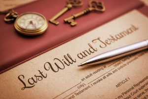 New Wills and codicil and powers of attorney